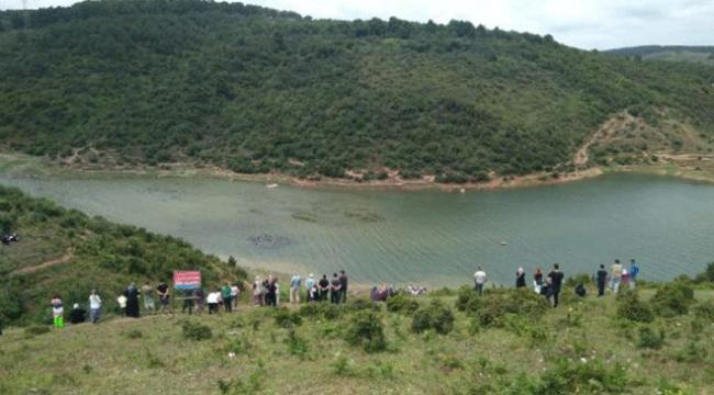 Alibeyköy Barajına giren 3 çocuk hayatını kaybetti