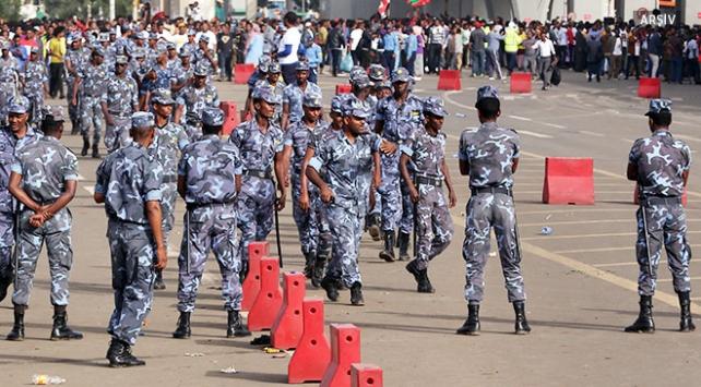 Etiyopyada Başbakan Ahmedin katıldığı mitingde patlama