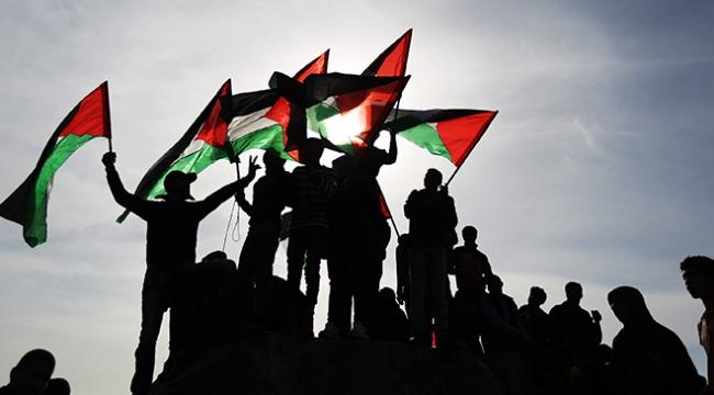 """Filistinden ABDye """"sahte gerçekler üretmekten kurtulun"""" tepkisi"""