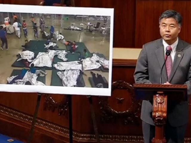 ABD Temsilciler Meclisinde göçmen çocukların ağlama sesleri yankılandı