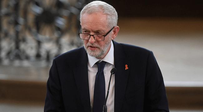 İngilterenin ana muhalefet partisinden Filistine destek mesajı