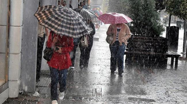 Meteorolojiden Ordu ve Giresun için kuvvetli yağış uyarısı