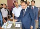 Başbakan Yardımcısı Bozdağ oyunu Yozgat'ta kullandı