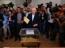 CHP Genel Başkanı Kılıçdaroğlu Ankara'da sandık başına gitti