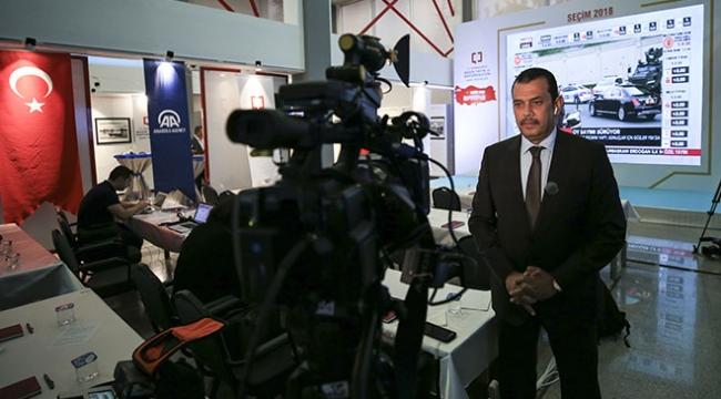 Yabancı gazetecilerden seçimlere yoğun ilgi
