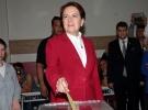 Akşener'in sandığından Cumhurbaşkanı Erdoğan çıktı
