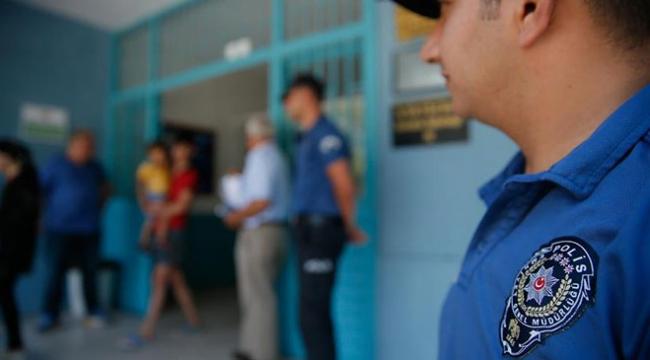 Seçim güvenliğini 264 bin polis sağladı