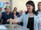 Pervin Buldan'ın sandığından Cumhurbaşkanı Erdoğan çıktı