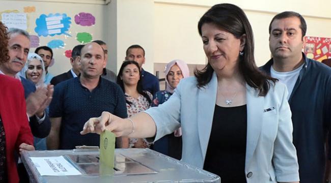 Pervin Buldanın sandığından Cumhurbaşkanı Erdoğan çıktı
