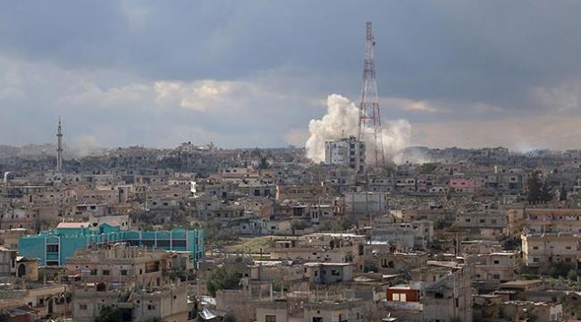 ABD, Suriyenin güneyindeki muhaliflere sırtını dönüyor