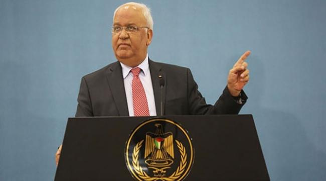 Filistin Başmüzakerecesi Ureykat: ABD Filistin yönetimini devirmeye çalışıyor