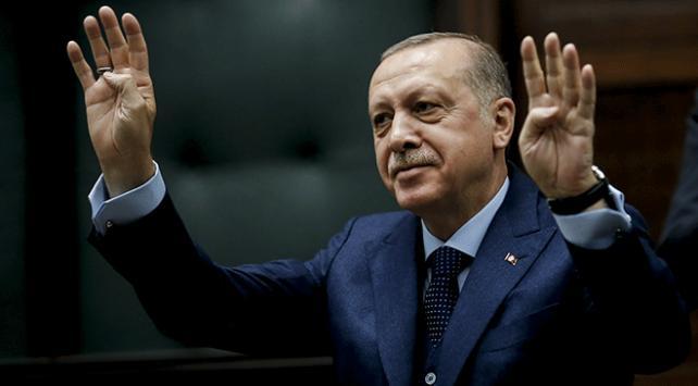 Liderlerden Cumhurbaşkanı Erdoğana tebrik
