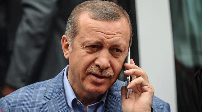Cumhurbaşkanı Erdoğana tebrik telefonları devam ediyor