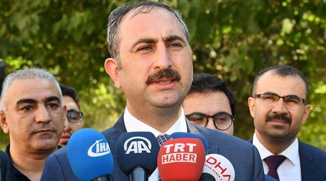 Adalet Bakanı Gül: Güçlü ve büyük Türkiye dönemi başlamıştır