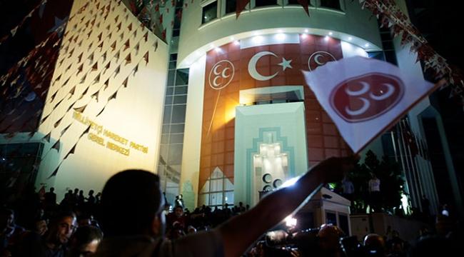 MHPde kutlamalar başladı