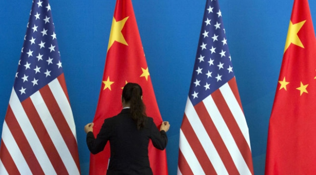 ABD'den Çin'e teknoloji ticareti engeli