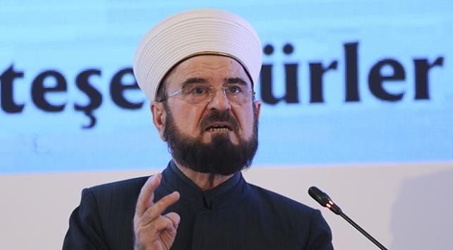 Dünya Müslüman Alimler Birliğinden Erdoğana tebrik