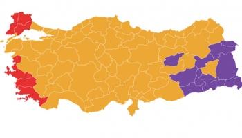 24 Haziran seçimlerinde tercih farkı olan iller