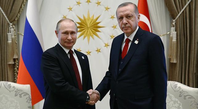 Putinden Erdoğana seçim tebriği 34