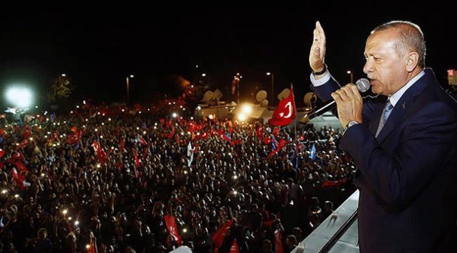 Katarlılardan Erdoğana tebrik mesajları