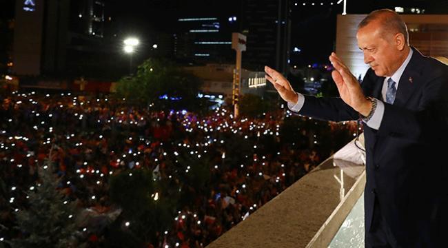 Filistinliler Erdoğanın başarısından memnun
