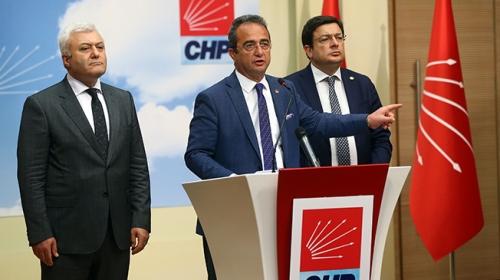 CHP Genel Başkan Yardımcısı Tezcandan Erdoğan gafı