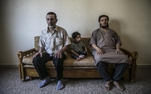 Doğu Gutadaki bombardıman hayatlarını kararttı