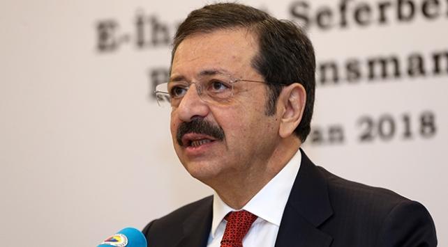 TOBB Başkanı Hisarcıklıoğlu: Artık büyük Türkiyeyi inşa zamanı