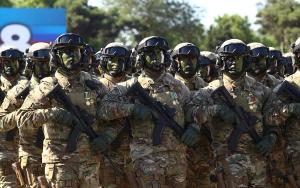 Azerbaycan ordusu gövde gösterisine hazırlanıyor
