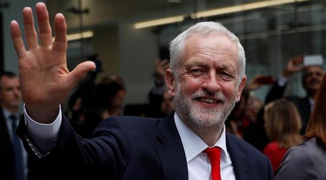 İngiliz İşçi Partisi lideri Jeremy Corbyn: İktidara geldiğimizde Filistini tanıyacağız