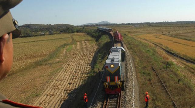 Kuzey ve Güney Kore arasında demiryolu kurma hazırlığı