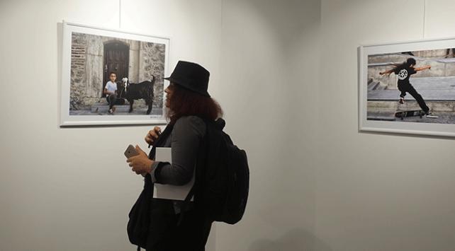 """""""Dünya Çocukları"""" fotoğraf sergisi İstanbulda açıldı"""
