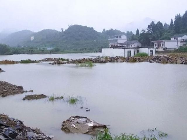 Sağanak yağış Çini etkisi altına aldı