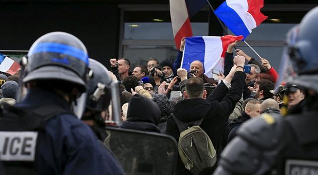 Avrupada yükselen ırkçılığın kaynaklarına operasyon