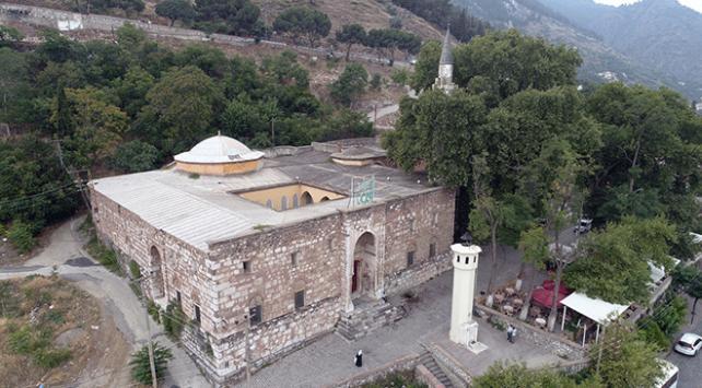 650 yıllık Manisa Ulu Camiyi kurtarma restorasyonu