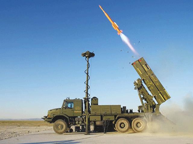 Yerli hava savunma sistemi HİSARa ait test görüntüleri yayınlandı