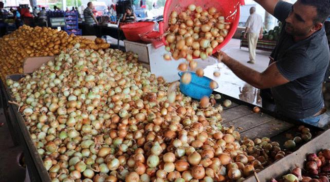 Soğan ve patates fiyatı 2 liraya geldi