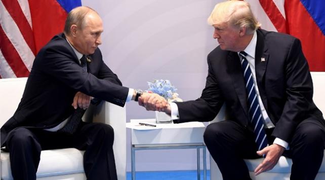Trump, Putinle yapacağı zirve için Helsinkiyi adres gösterdi