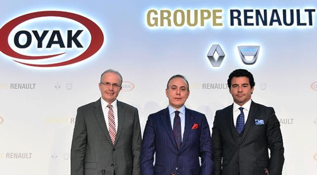 OYAK ve Renault Grubu ortaklıklarına 27 yıl daha devam kararı aldı
