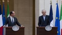 Monti-Hollande Görüşmesi