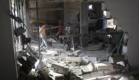 "İsrail, ""İslam Bankası"" Genel Merkezini Vurdu"