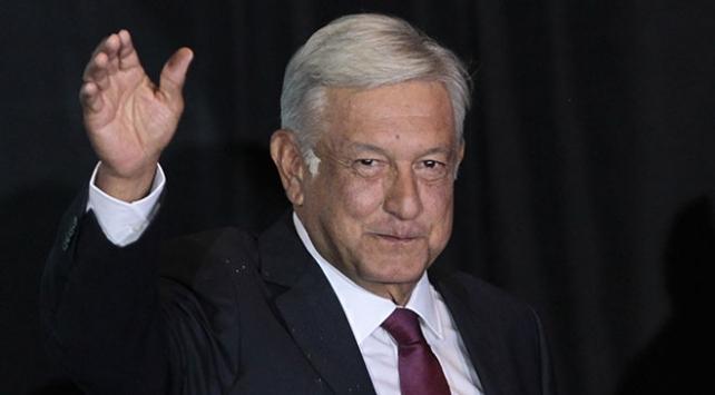 Meksikanın yeni devlet başkanı belli oldu