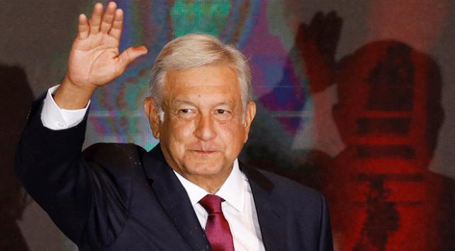 Meksikanın yeni Devlet Başkanı Obradordan uzlaşı çağrısı