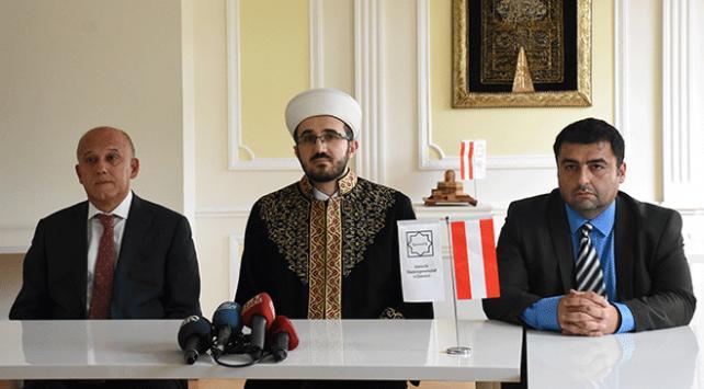 Avusturyada İslam Cemaatinden hükümete tepki