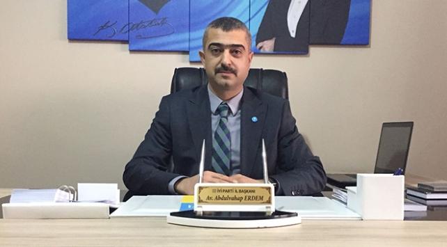 İyi Parti Elazığ Kurucu İl Başkanı istifa etti