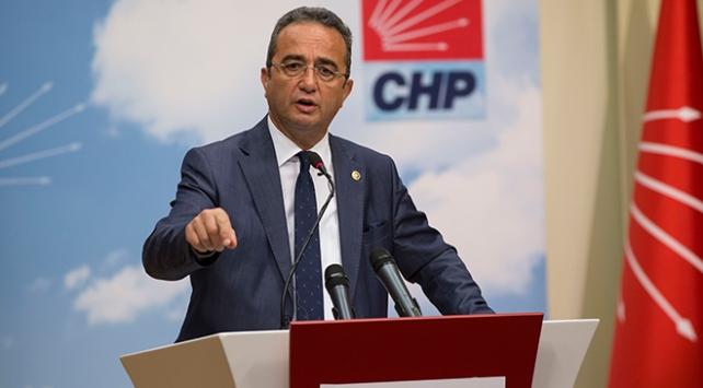 CHP Sözcüsü Tezcan: İmza toplanırsa kurultay olur