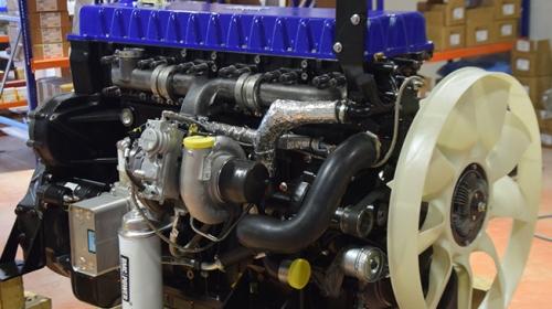 Zırhlı araçların yerli ve milli motorunun ilk ateşlemesi gerçekleştirildi