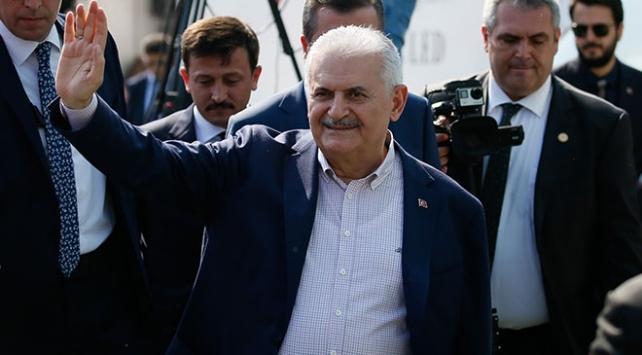 Başbakan Yıldırım 2 yılda dünyanın çevresini 10 kez turladı