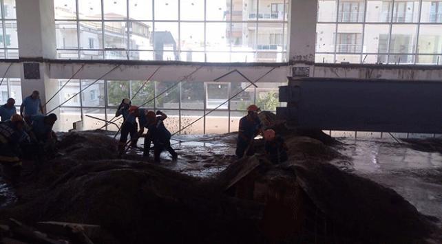 Ankarada inşaat çöktü: 3 ölü 1 yaralı