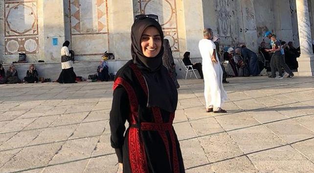 Ebru Özkan için sosyal medyadan İsraile tepki
